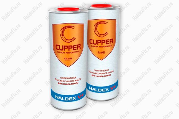 cupper Haldex V+